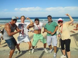 Sydney Amazing Race Manly