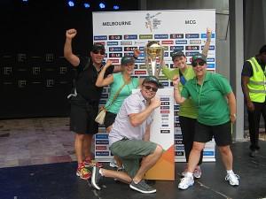 Melbourne Amazing Race 156
